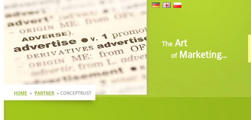 conceptrust GmbH - The Art of Marketing